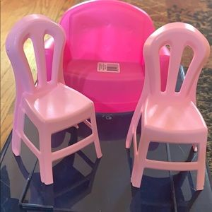 Doll Furniture perfect size for Barbie Dolls